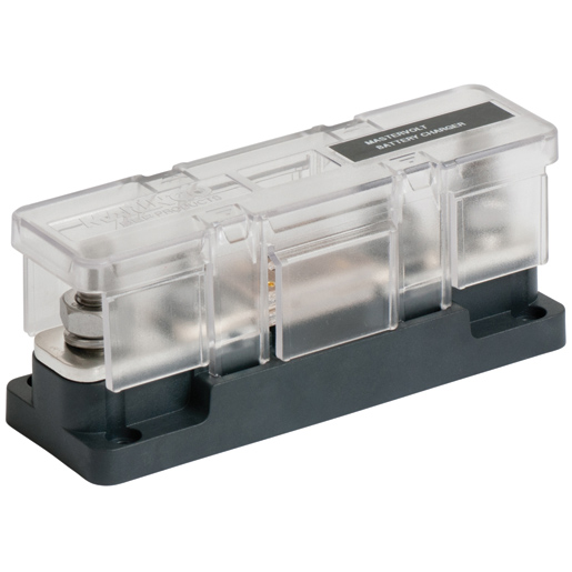 Bep Marine Pro Installer ANL Fuse Holder with 2 Cable Clamping Studs, 35-750A