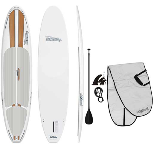 Jimmy Styks 10'6 Lil Billy Stand-Up Paddleboard Package—Wood Grain Sale $749.99 SKU: 14985279 ID# JSLBWG UPC# 91037646422 :