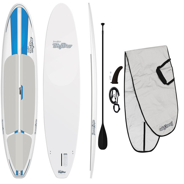Jimmy Styks 11'6 Big Bro Stand-Up Paddleboard Package, Blue