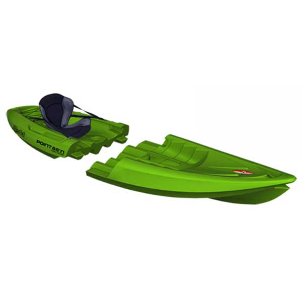 Point 65 Tequila! GTX Solo Modular Sit-On-Top Kayak, Lime Green Sale $799.99 SKU: 14988158 ID# 15301210108 UPC# 7340044913915 :
