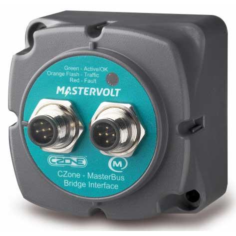Mastervolt CZone MasterBus Bridge Interface Sale $329.99 SKU: 14994313 ID# 80-911-0072-00 UPC# 843687005308 :