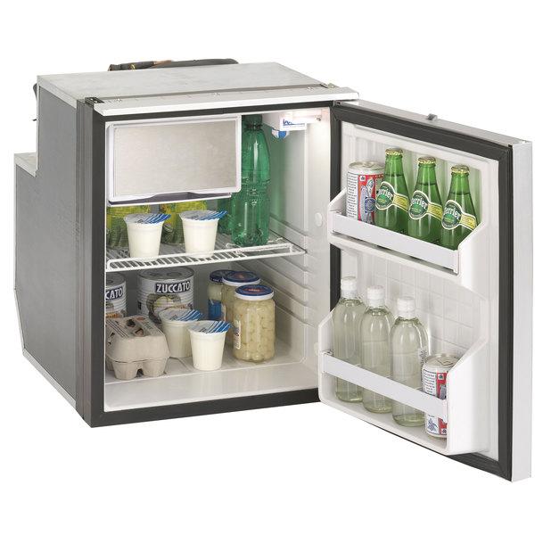 Isotherm Cruise 65 Elegance Refrigerator, AC/DC, Silver Sale $969.99 SKU: 14995211 ID# C065RSAAS71113A UPC# 91037684011 :