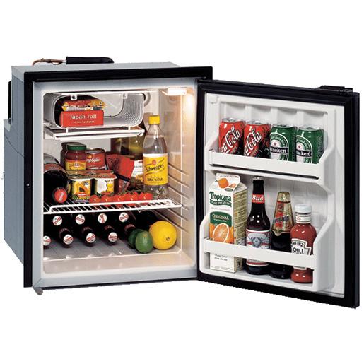 Isotherm Cruise 65 Refrigerator, DC, Black