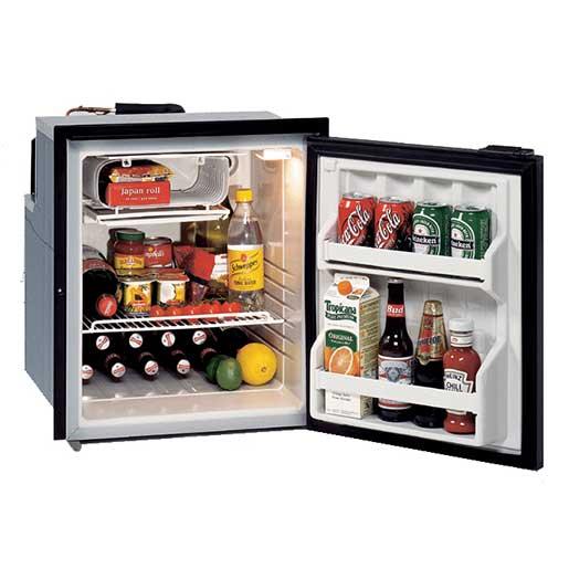 Isotherm Cruise 65 Refrigerator, AC/DC, Black