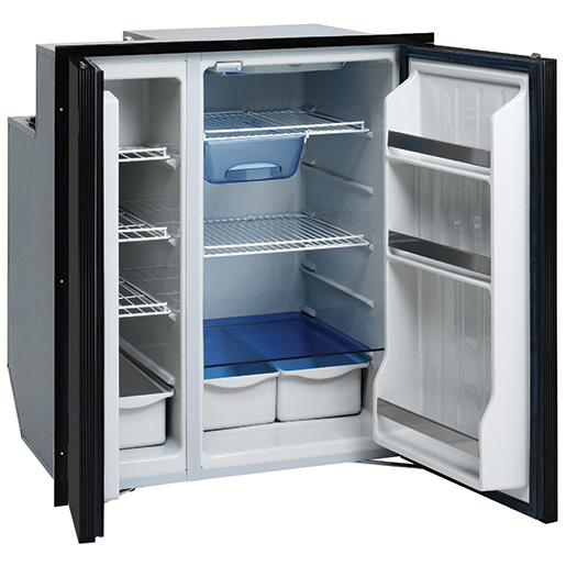 Wine Refrigerator Reviews >> ISOTHERM Cruise 200 Refrigerator/Freezer, AC/DC, Black | West Marine
