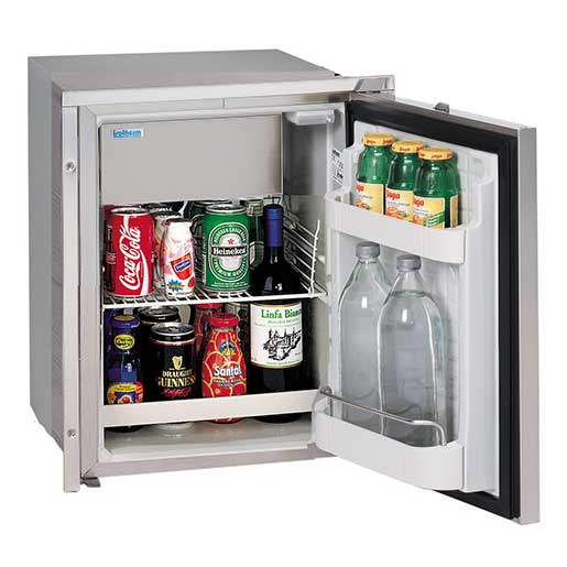 Isotherm Cruise 42 Stainless Steel Refrigerator, AC/DC Sale $1149.99 SKU: 14995369 ID# 1042BA7MK0000 UPC# 91037684165 :