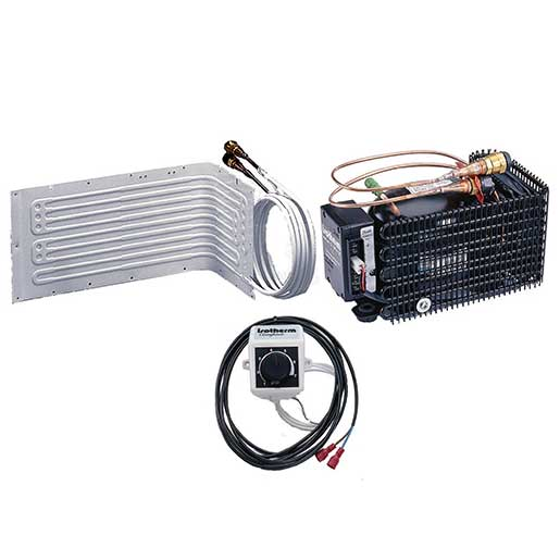 Isotherm Compact 2010 Refrigeration System Kit