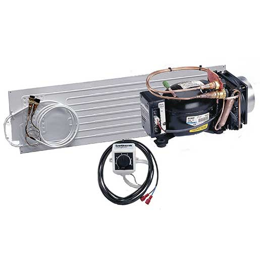 Isotherm Compact 2017 Refrigeration System Kit Sale $1069.99 SKU: 14995500 ID# 42017BB100006 UPC# 91037684301 :