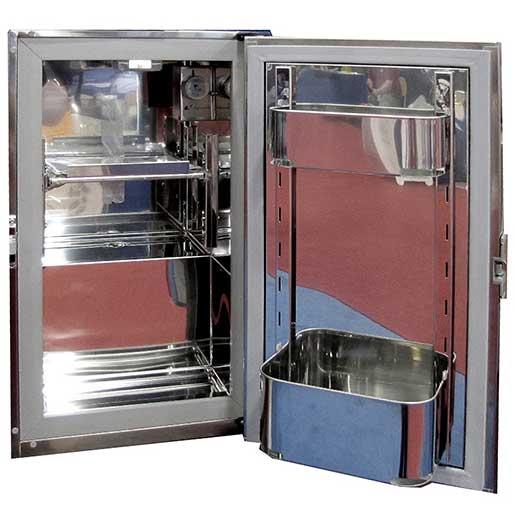 Isotherm Frigonautica 42 Stainless Steel Refrigerator, DC Sale $2299.99 SKU: 14995567 ID# FR42RC UPC# 91037684639 :