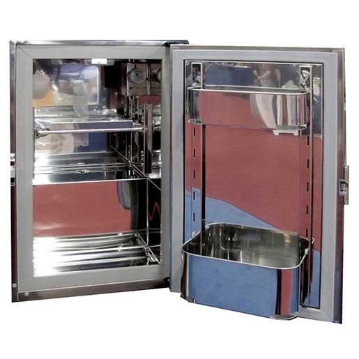 Isotherm Frigonautica 50 Series Stainless Steel Refrigerator, DC