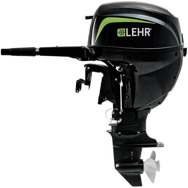 LEHR 15hp Propane Powered Outboard Engine, Long Shaft, Manual Start Sale $2610.00 SKU: 14995997 ID# LP15.0L UPC# 812524010621 :