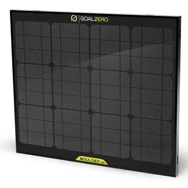Goal Zero Boulder 30 Solar Panel
