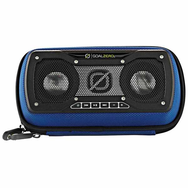 Goal Zero Rock Out 2 Portable Speaker, Blue