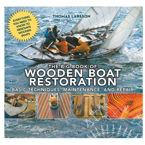 Paradise Cay The Big Book of Wooden Boat Restoration Sale $24.95 SKU: 15004583 ID# SKY033 UPC# 9781620870518 :