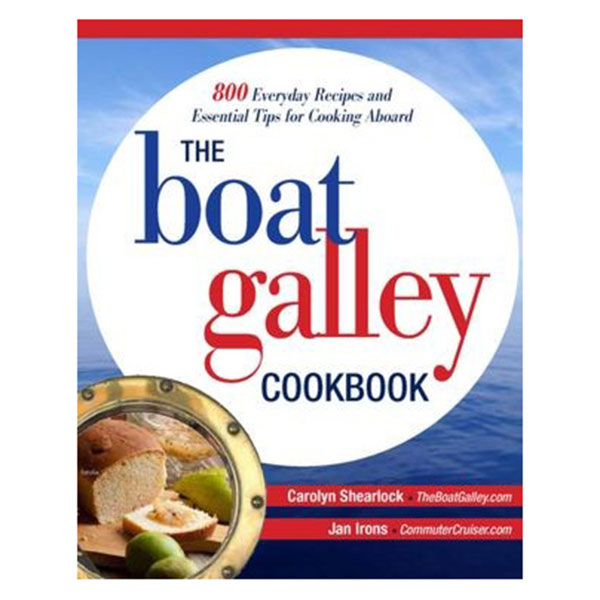 Paradise Cay The Boat Galley Cookbook Sale $36.99 SKU: 15004591 ID# INT455 UPC# 9780071782364 :