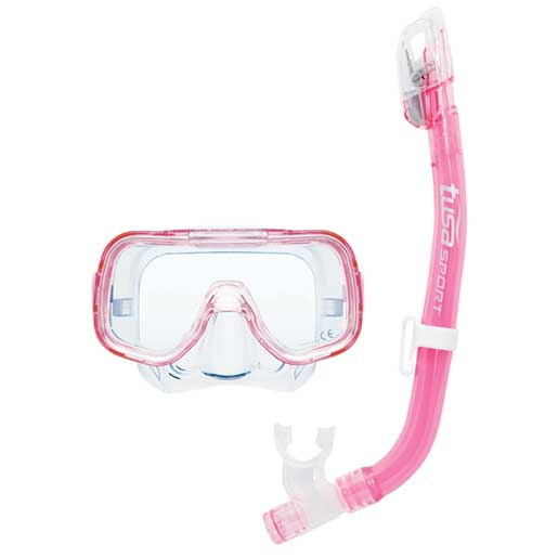 TUSA Mini-Kleio Dive Kit, Pink Sale $15.66 SKU: 15007826 ID# UC-2022-CLP :