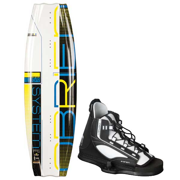 O'brien System 119cm Wakeboard Combo with System Jr 2 Bindings
