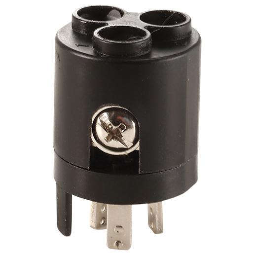Motorguide Trolling Motor Wire Receptacle Adapter 6 Gauge