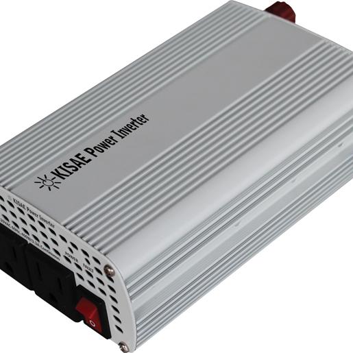 Kisae Technology Co Ltd. MW1204 400 Watt Portable Modified Sine Wave Inverter Sale $54.99 SKU: 15020712 ID# MW1204 UPC# 4897038150083 :