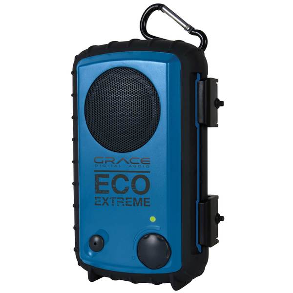 Ecoxgear ECOEXTREME IPX7 Waterproof Case with Built-in Speaker, Blue Sale $39.99 SKU: 15020902 ID# GDI-AQCSE102 UPC# 893153002485 :