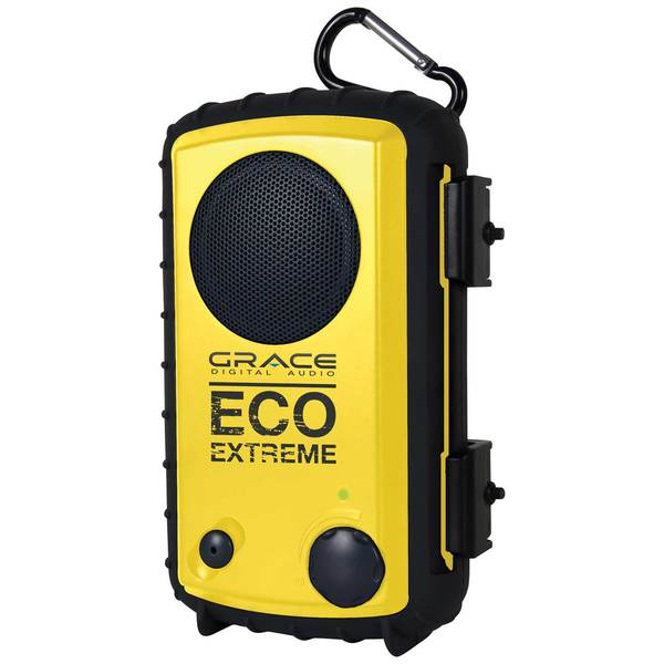 Ecoxgear ECOEXTREME IPX7 Waterproof Case with Built-in Speaker, Yellow Sale $39.99 SKU: 15020928 ID# GDI-AQCSE104 UPC# 893153002539 :