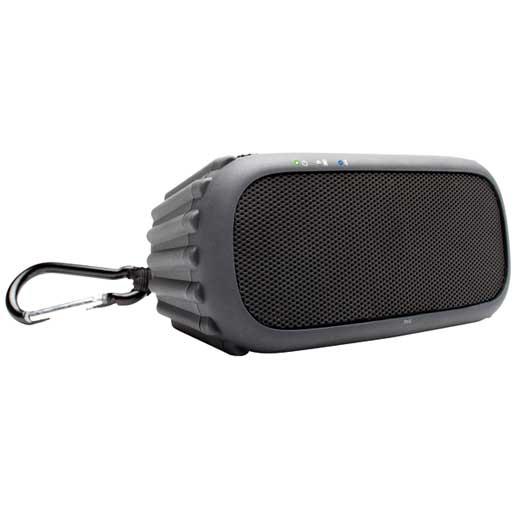 Ecoxgear EcoROX Bluetooth Portable Audio System—Black
