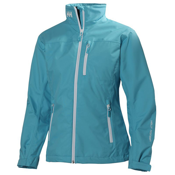 Women's Crew Midlayer Jacket, Ice Blue, S