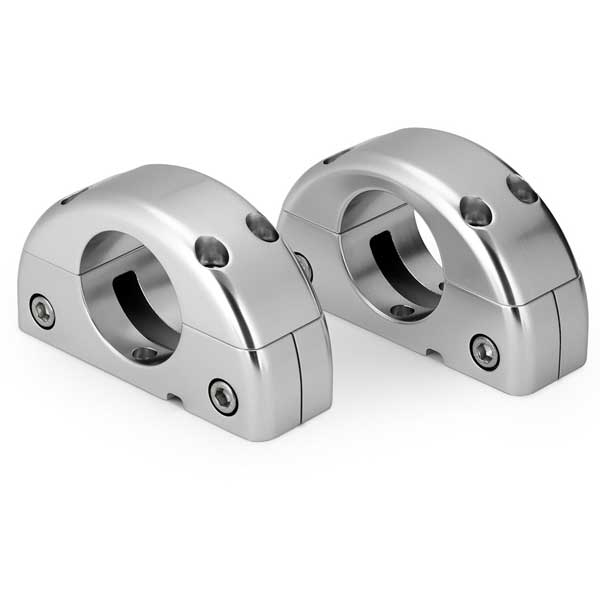 Jl Audio ETXv2 Enclosed Speaker System Clamp, for pipe diameter of 1.900 (Pair) Sale $149.99 SKU: 15024144 ID# M-MCPV2-1.9 UPC# 699440913522 :