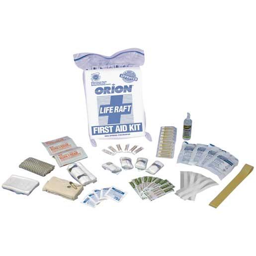 Orion USCG Life Raft First Aid Kit Sale $64.99 SKU: 15037708 ID# 810 UPC# 77403521258 :