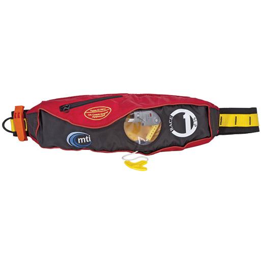 MTI Fluid 2.0 Inflatable Belt Pack Life Vest