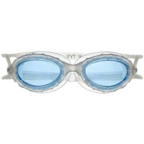 Tyr Sport Inc Nest Pro Nano Goggles, Clear/Blue