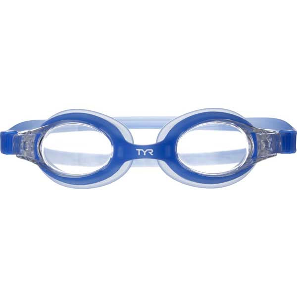 Tyr Sport Inc Kid's Swimples Goggles, Clear/Blue Sale $8.99 SKU: 15042591 ID# LGSW-105 UPC# 36702026673 :