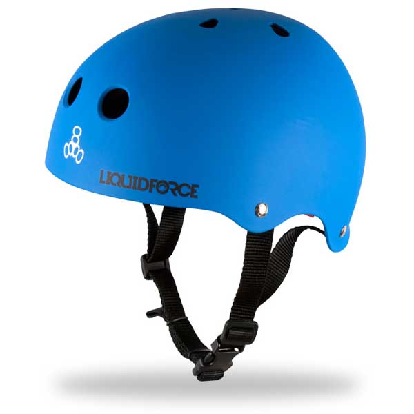 Liquid Force Youth Icon Helmet, Blue Small