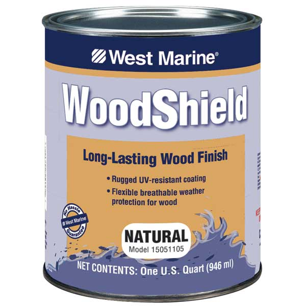 WoodShield, Natural Teak, 90sq.ft./qt.