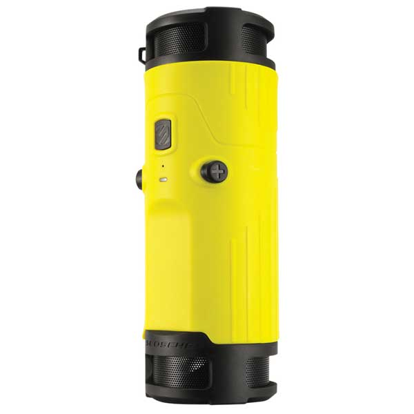 boomBOTTLE Wireless Speaker, Yellow