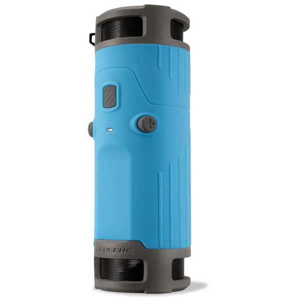 Scosche boomBOTTLE Wireless Speaker, Blue