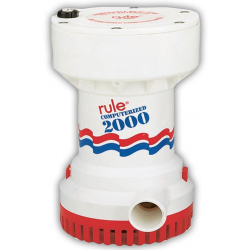 Rule Industries Rule 2000 Bilge Pump
