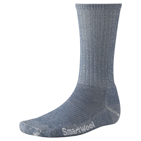 Smartwool Men's Hike Light Crew Socks Blue Sale $10.77 SKU: 15063357 ID# SW129-324-5 UPC# 605284002766 :