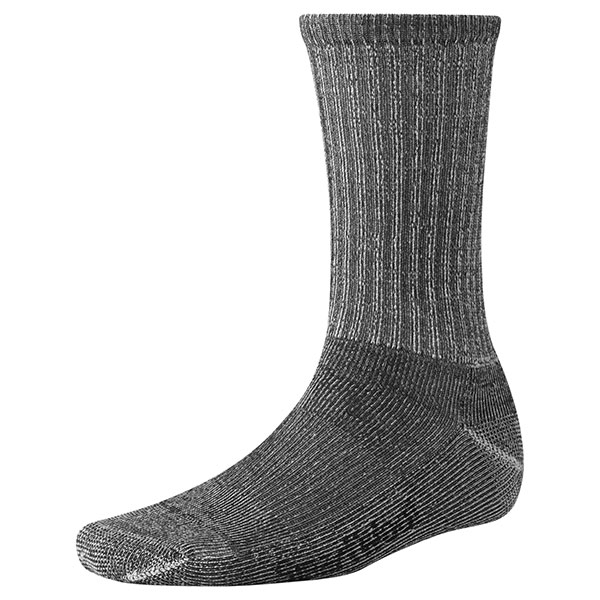 Smartwool Men's Hike Light Crew Socks Gray Sale $10.77 SKU: 15063290 ID# SW129-3209-5 UPC# 605284002728 :