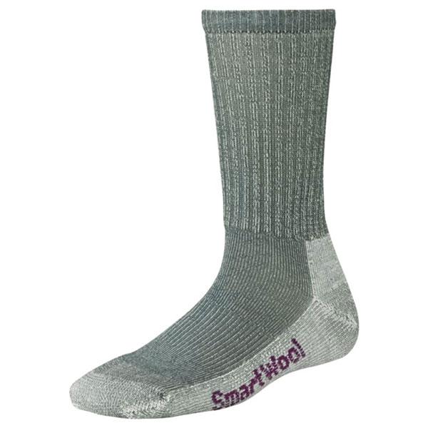 Smartwool Women's Hike Light Crew Socks Gray Sale $10.77 SKU: 15063480 ID# SW293-3219-4 UPC# 605284132555 :