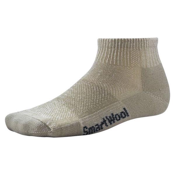 Smartwool Men's Hike Ultra Light Mini Socks Tan Sale $8.37 SKU: 15063654 ID# SW450-267-5 UPC# 605284398197 :