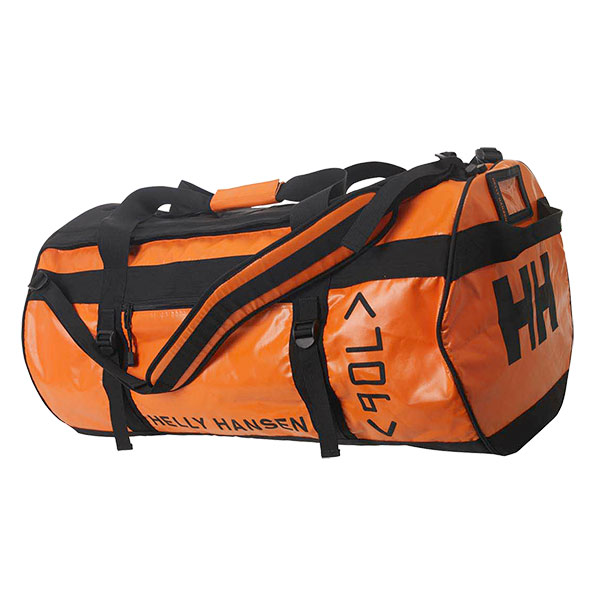 90-Liter Duffel Bag, Orange