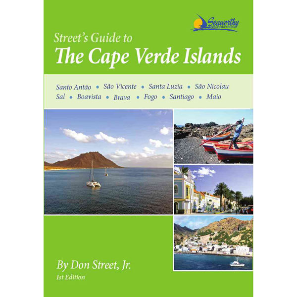 Seaworthy Publications Streets Guide to the Cape Verde Islands