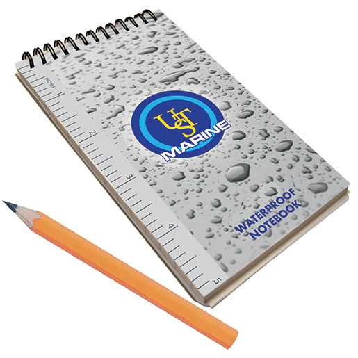 Revere Supply Waterproof Notebook