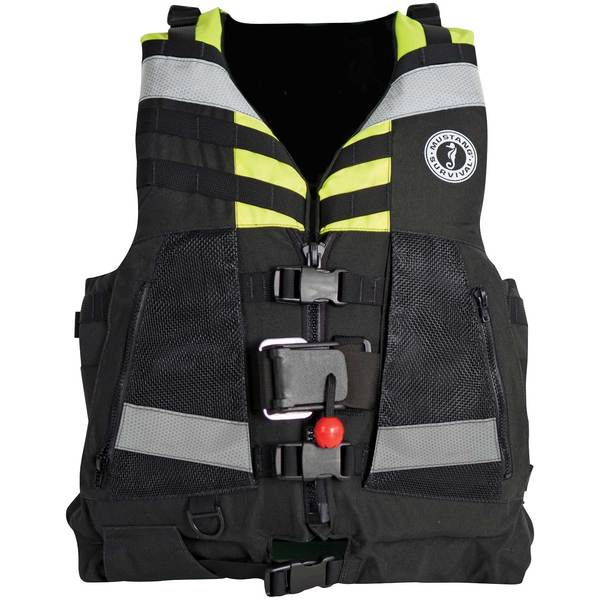 Mustang Survival Universal Swift Water Rescue Vest Sale $229.99 SKU: 15083611 ID# MRV150 UPC# 62533143463 :