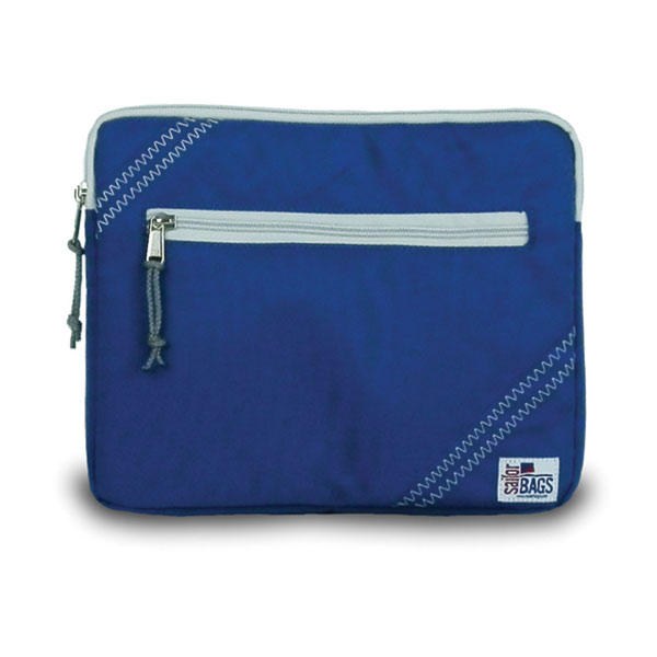 Sailor Bags Sailcloth iPad Sleeve Blue