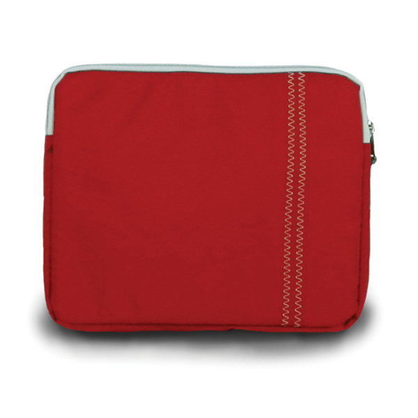 Sailor Bags Sailcloth iPad Sleeve Red