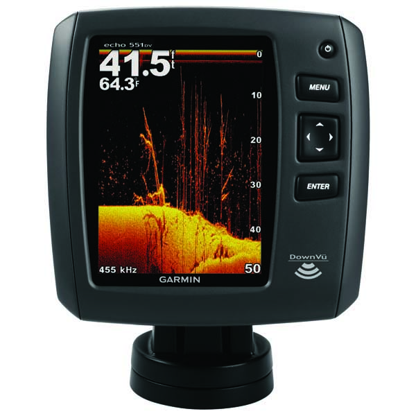 echo™ 551dv Fishfinder