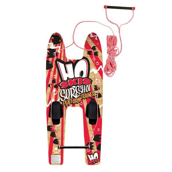 Ho Sports Sure Shot Platform Trainer Ski with Rope Sale $139.99 SKU: 15097132 ID# 41083000 UPC# 54065604666 :