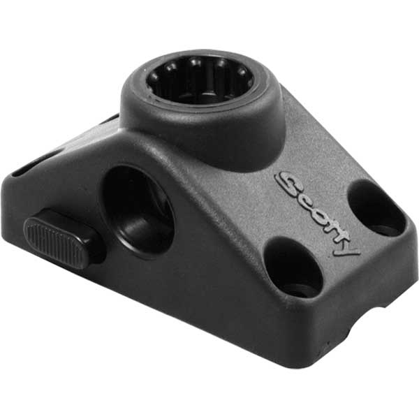 Scotty Locking Combination Side or Deck Mount
